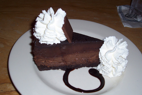 Godiva Flourless Chocolate Cake