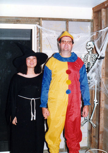 Glenda David-Halloween 1988-A
