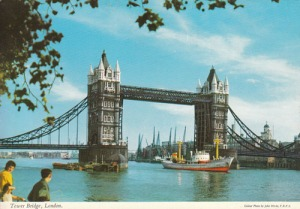 tower bridge, london-A