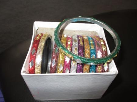 bracelets, elephants 001-A