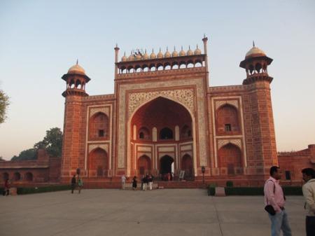 Taj Mahal 003-A