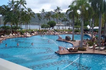Kauai, 2008, Marriott, pool-A
