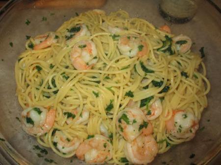 shrimp spaghetti 001-A