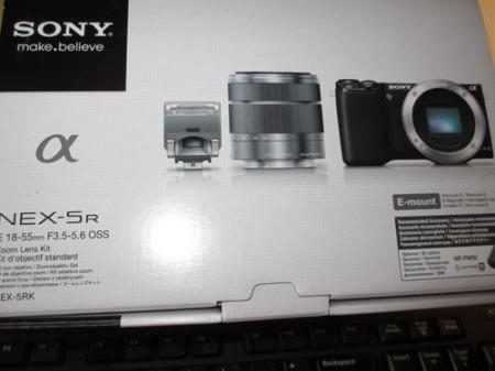 sony camera 001-A