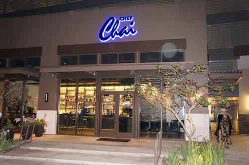 Chef Chai Gigi Hawaii