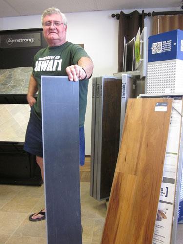 vinyl plank flooring 003-A
