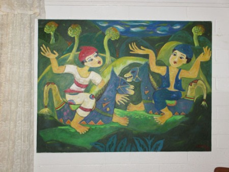 Bali paintings 012-A