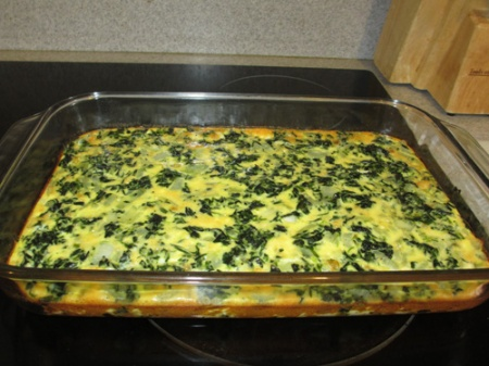 no crust quiche 002-A