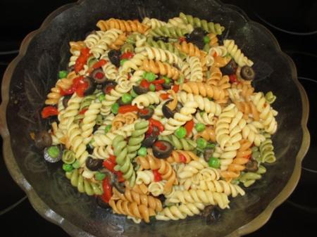 pasta salad grandkids 005-A
