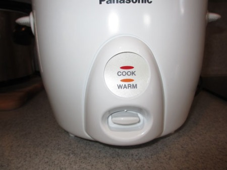 Rice cooker 002-A