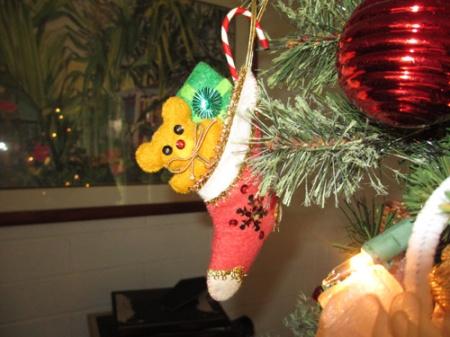 Xmas ornaments 001-A