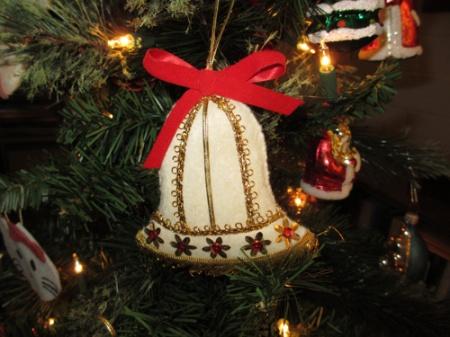 Xmas ornaments 010-A