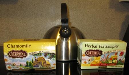 Herbal Teas 002-A