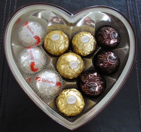 Valentine chocolates 005-A