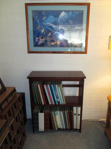 Bookcase 019-A