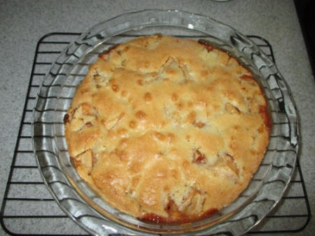Olga's apple bake 001-A