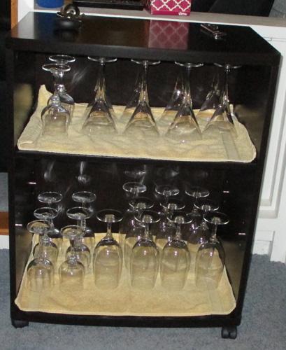 beverage cart 001-A