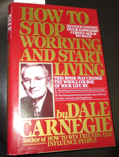 how to stop worrying and start living worrying pdf