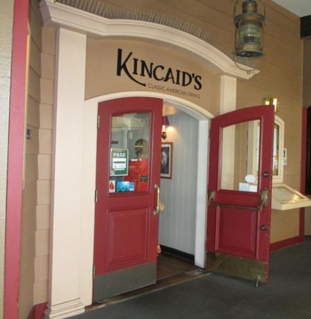 Kincaids, H-Zone 012-A