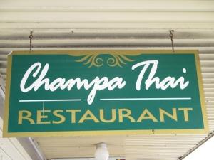 Champa Thai 011-A
