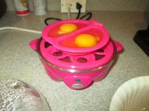 Egg cooker 007-A