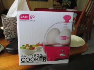Egg cooker 013-A