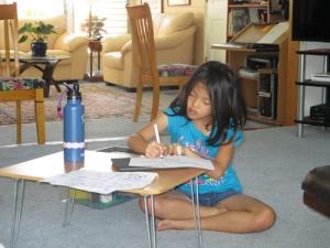 Julia-cursive writing 004-A