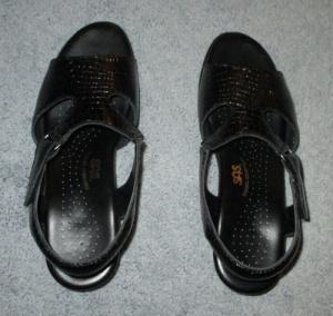 shoes, plants 002-A