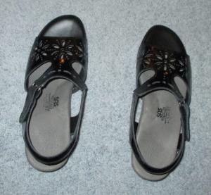 shoes, plants 006-A