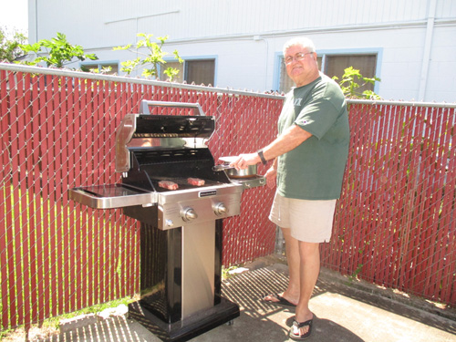 Switching Gas Grills Gigi Hawaii