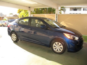 New Hyundai Accent 005-A