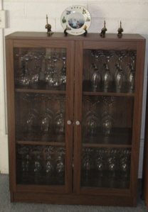 wine glass cabinet 004-A