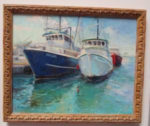 Art exhibit Hon Hale 016-A