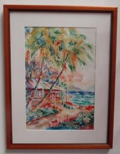 Art exhibit Hon Hale 020-A
