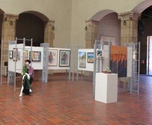 Art exhibit Hon Hale 032-A