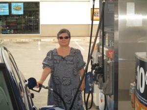 Chevron gas prices 001-A