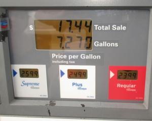 Chevron gas prices 006-A