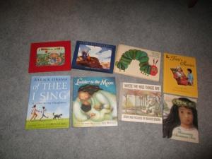 Children's books 001-A