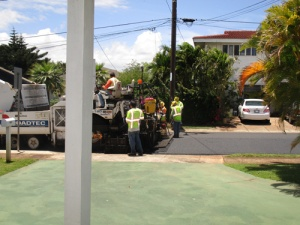Road work 008-A