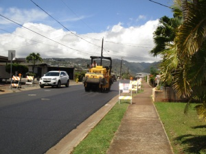 Road work 009-A