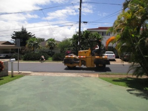 Road work 011-A