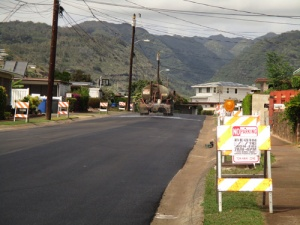 Road work 013-A