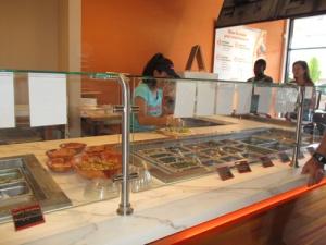 Sophie's Gourmet Hawaiian Pizzeria 016-A