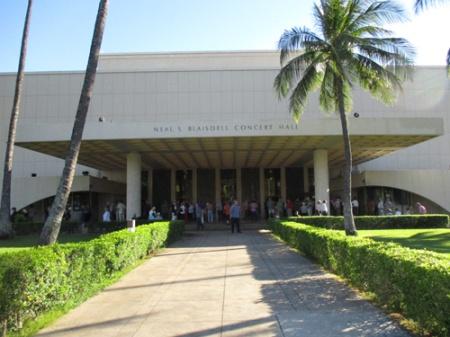 Blaisdell Concert Hall 004-A