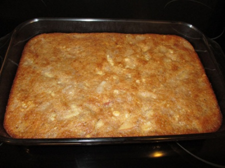 Gigi's Apple Cobbler 002-A