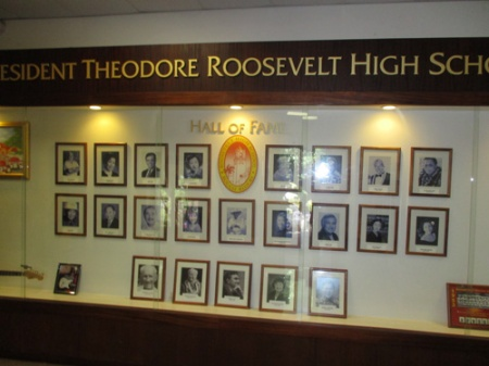 Roosevelt High School 013-A