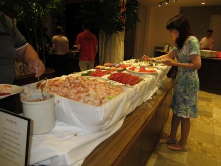 Plumeria Beach House Dinner Buffet Price